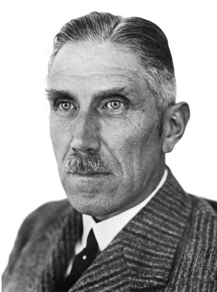 Ex-chancellor Franz von Papen, who persuaded Hindenburg to make Hitler chancellor in January 1933.