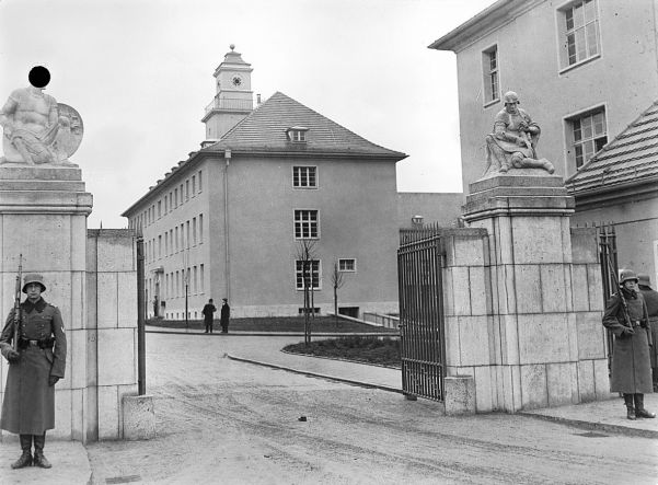 Potsdam Naval Academy, which in 1936 was producing personnel to crew such ships as the new Admiral Graf Spee.