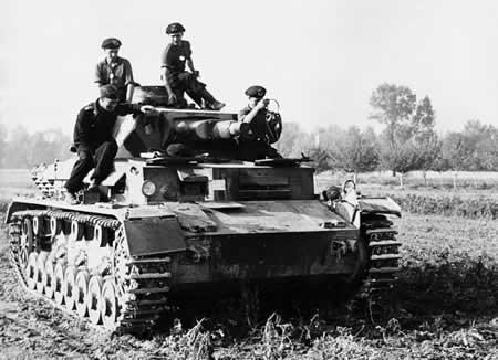 Panzer in Poland