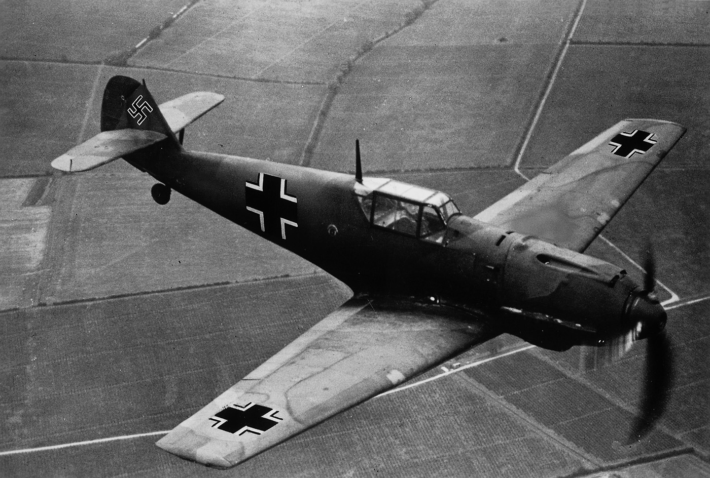 Messerschmitt Bf 109 | Aircraft | Weapons & Technology | German War Machine