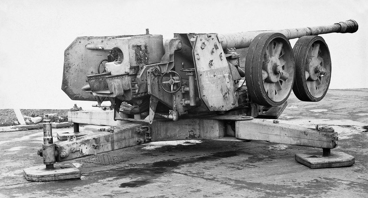Kanone 44   Artillery   Weapons & Technology   German War Machine
