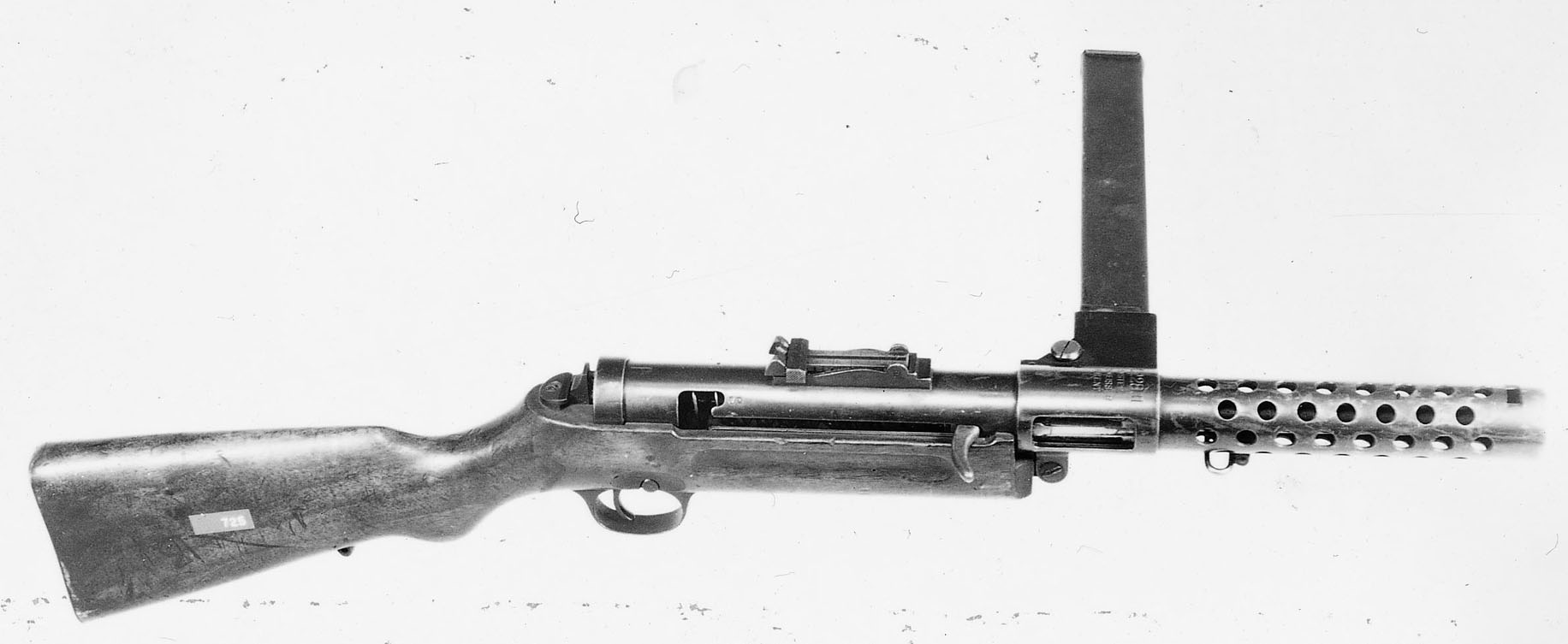 mp small arms weapons technology german war machine