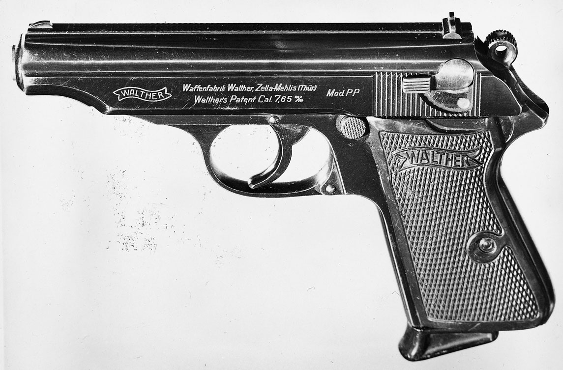 Walther >> Walther PP | Small Arms | Weapons & Technology | German War Machine