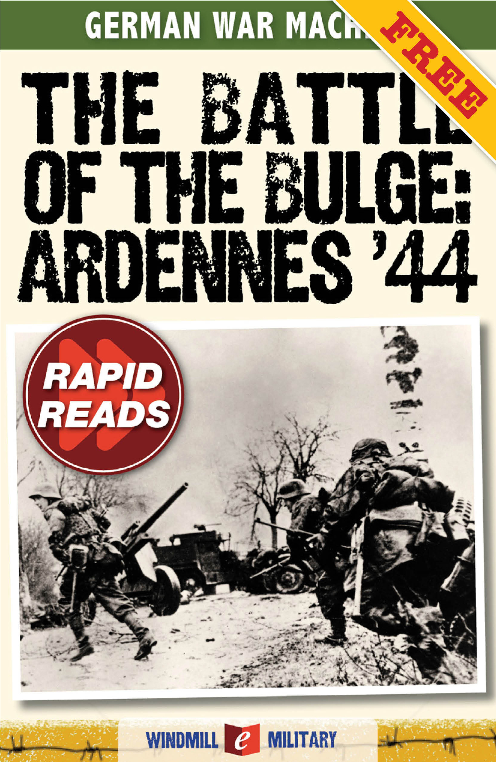 The Battle of the Bulge: Ardennes 44
